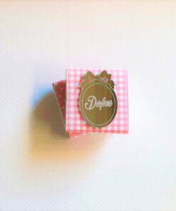 İsimli ayna Dekorlu Çikolata