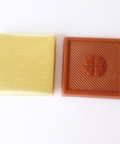 altın sargılı madlen cikolata
