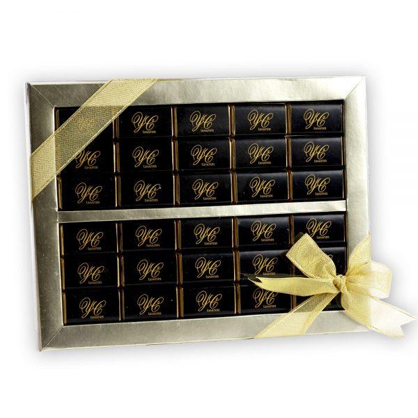 30lu Kutuda Napoliten Logolu Çikolata