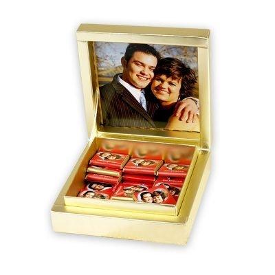 Kutuda Resimli Çikolata 24 adet