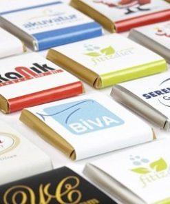 Logolu Çikolata 500 adet