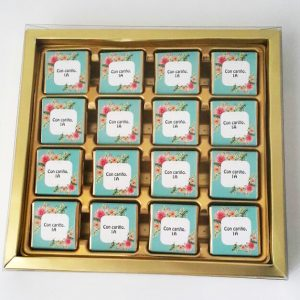 Resimli Çikolata 32'li Kutuda