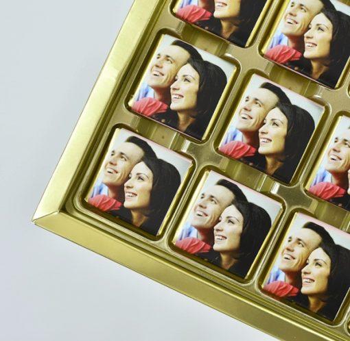 Resimli Çikolata 48'li