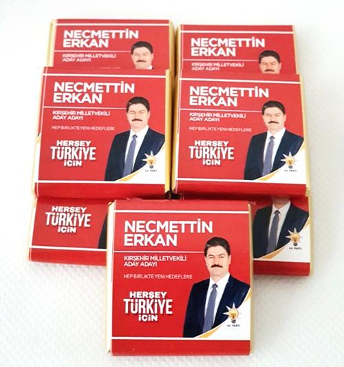 Seçim Çikolatası 500 adet