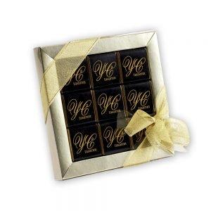 Logolu cikolata